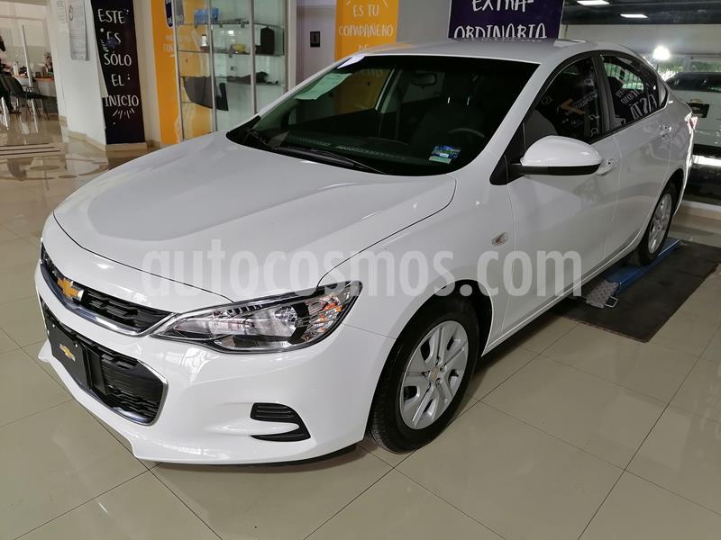 Chevrolet Cavalier LS usado (2020) color Blanco precio $271,500