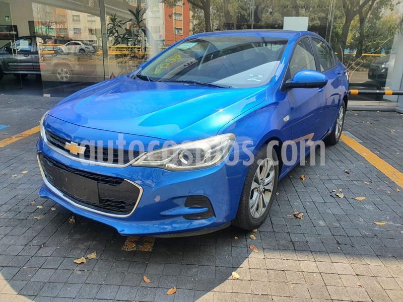 Chevrolet Cavalier Premier Aut usado (2019) color Azul precio $245,800