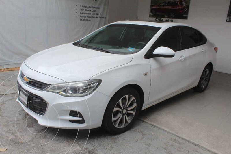 Foto Chevrolet Cavalier Premier Aut usado (2018) color Blanco precio $229,000