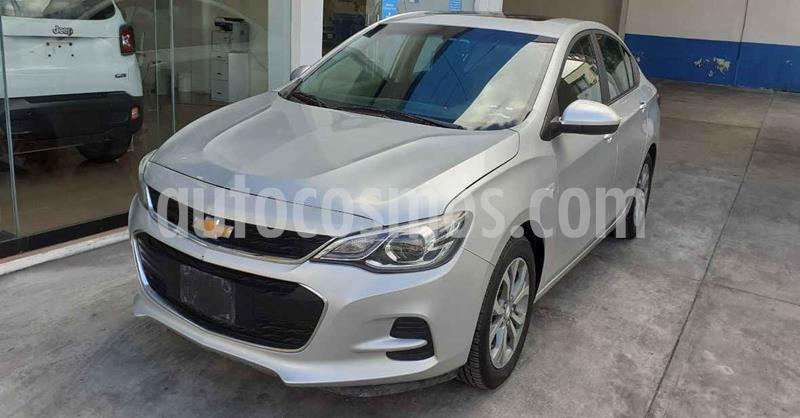 Chevrolet Cavalier Premier Aut usado (2019) color Plata precio $209,900