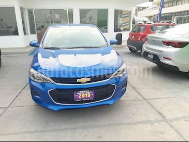 Chevrolet Cavalier LS Aut nuevo color Azul precio $260,000