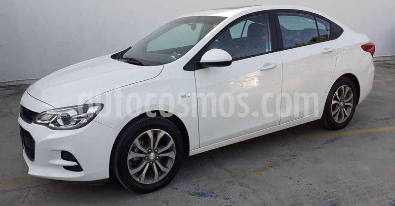 Chevrolet Cavalier Premier Aut usado (2019) color Blanco precio $214,900