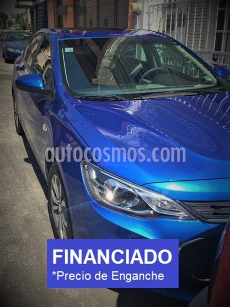 Chevrolet Cavalier Premier Aut usado (2018) color Azul Electrico precio $41,999