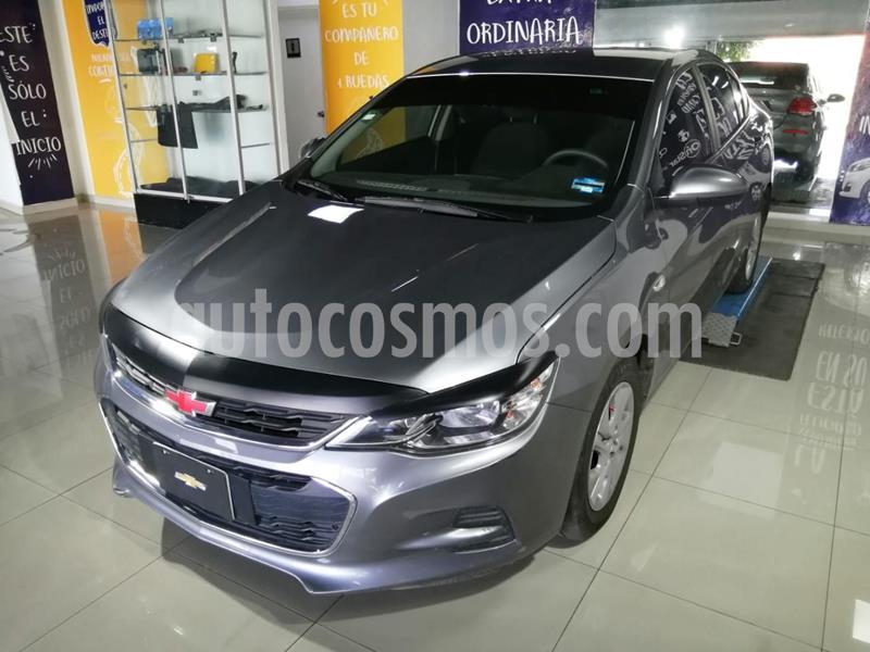 Chevrolet Cavalier LS usado (2020) color Gris Oscuro precio $245,000