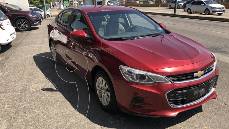 Foto Chevrolet Cavalier 4 pts. LT, 1.5l, TA, a/ac., VE, RA-15  usado (2020) color Rojo precio $282,000