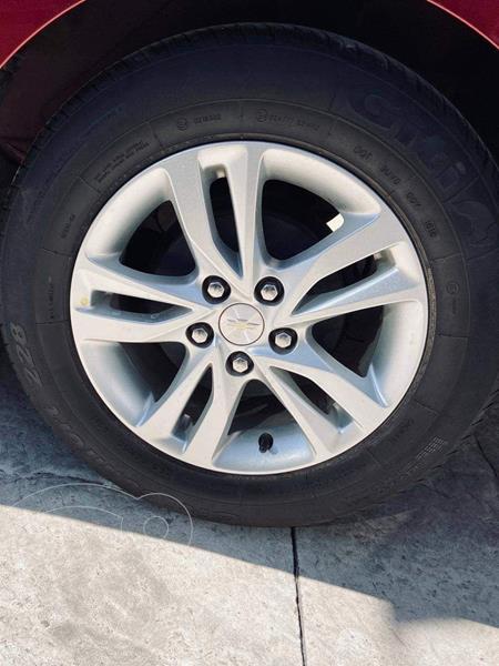 Chevrolet Cavalier LT Aut usado (2019) color Rojo precio $234,900