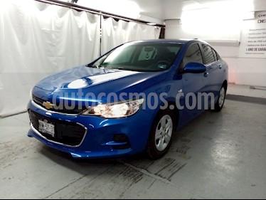 Chevrolet Cavalier LS usado (2019) color Azul Electrico precio $212,000