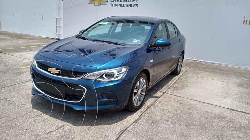 Foto Chevrolet Cavalier Premier Aut nuevo color Azul precio $339,900