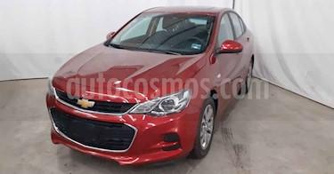 Chevrolet Cavalier 4 pts. C PREMIER AT usado (2019) color Rojo precio $239,900