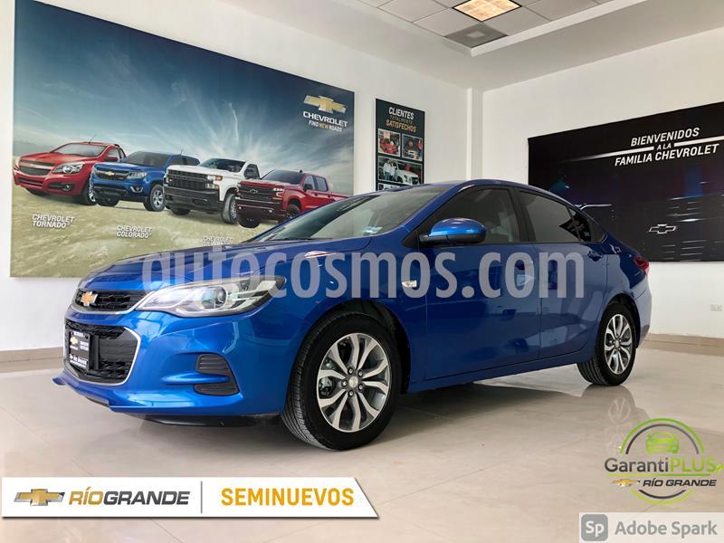 Chevrolet Cavalier Premier Aut usado (2019) color Azul Marino precio $280,000