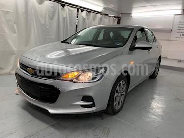 Chevrolet Cavalier Premier Aut usado (2019) color Plata Brillante precio $231,500