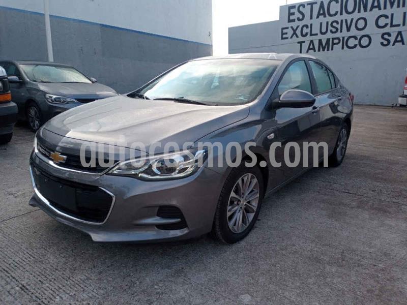 Chevrolet Cavalier Premier Aut usado (2020) color Gris precio $340,000