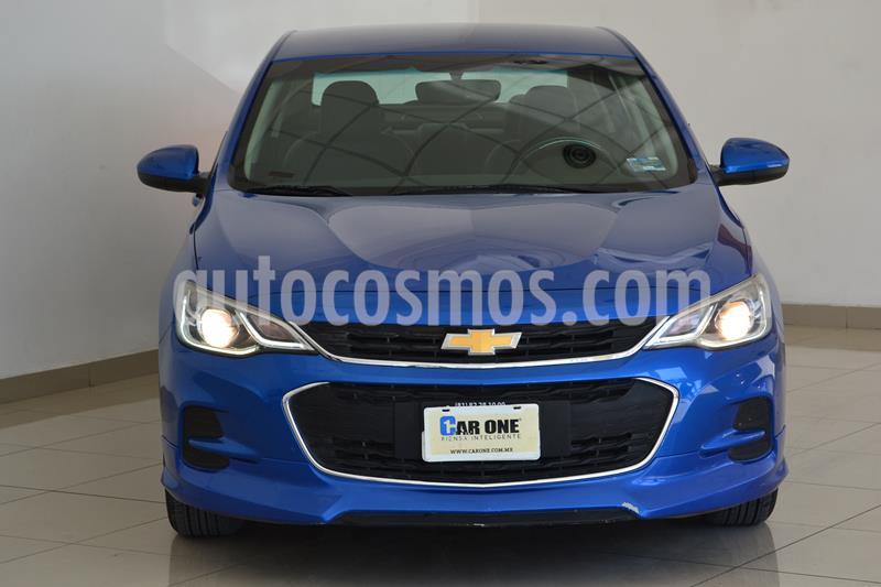 Foto Chevrolet Cavalier LT Aut usado (2018) color Azul Electrico precio $218,000