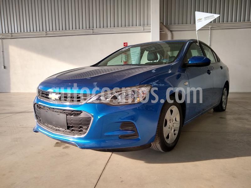 Chevrolet Cavalier LS usado (2018) color Azul precio $185,000