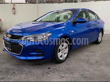 Chevrolet Cavalier LS Aut usado (2019) color Azul precio $188,900