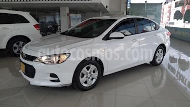 Chevrolet Cavalier 4P LS 1.5L TM5 A/AC. VE R-15 usado (2018) color Blanco precio $185,000