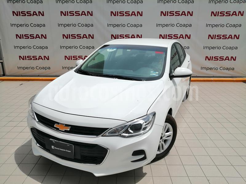 Chevrolet Cavalier LT Aut usado (2019) color Blanco precio $234,900