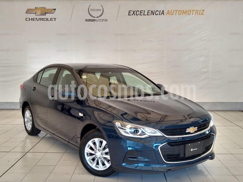 Chevrolet Cavalier LT Aut usado (2020) color Azul precio $300,000