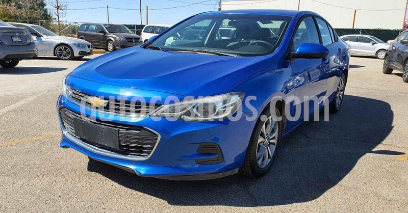 Chevrolet Cavalier Premier Aut usado (2018) color Azul precio $159,900