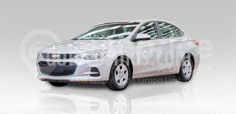 Chevrolet Cavalier LS Aut usado (2019) color Plata Dorado precio $250,000