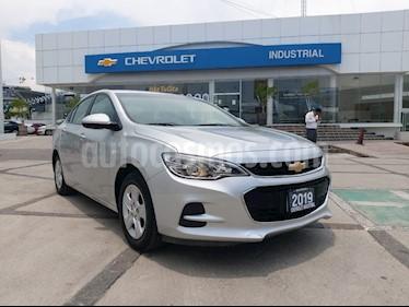 Chevrolet Cavalier LS Aut usado (2019) color Plata Brillante precio $218,000