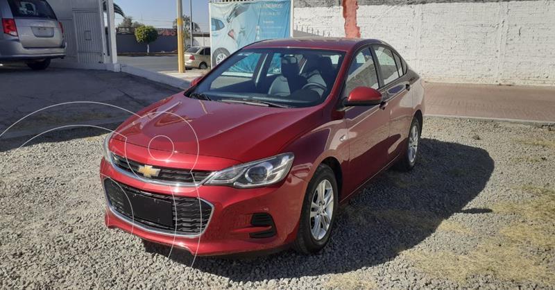 Foto Chevrolet Cavalier LT Aut usado (2019) color Rojo precio $189,900