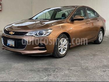 Chevrolet Cavalier Premier Aut usado (2019) color Cafe precio $214,900