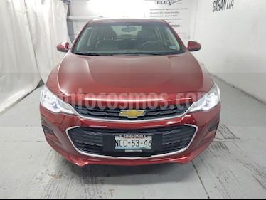 Chevrolet Cavalier LT Aut usado (2018) color Rojo precio $195,800