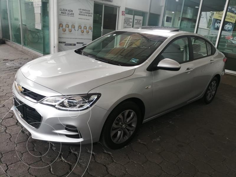 Chevrolet Cavalier Premier Aut usado (2019) color Plata Dorado precio $253,000