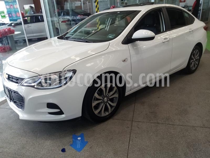 Chevrolet Cavalier Sedan Aut usado (2019) color Blanco precio $255,000