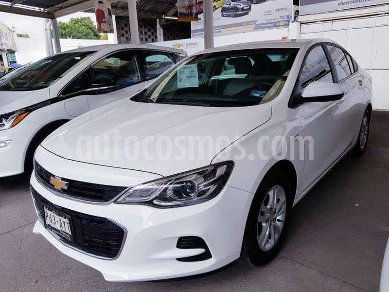 Chevrolet Cavalier LT Aut usado (2019) color Blanco precio $205,000