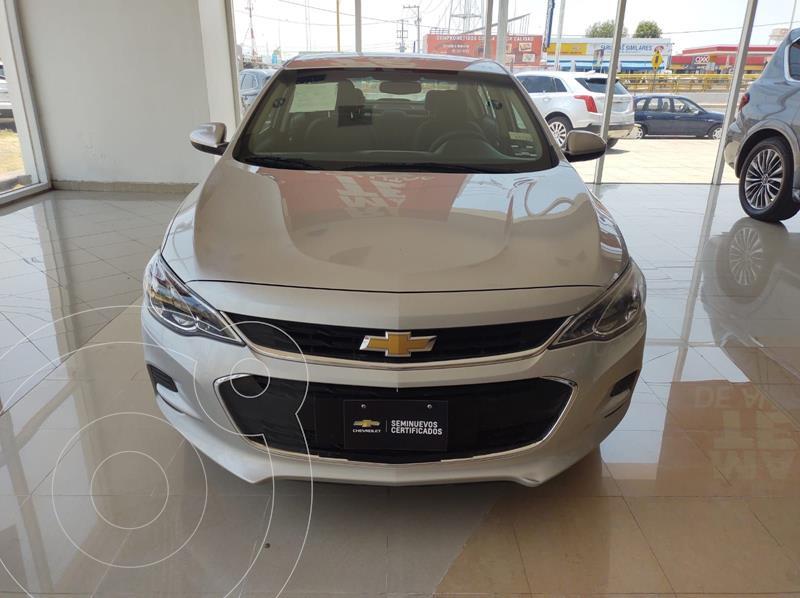 Foto Chevrolet Cavalier LS Aut usado (2019) color Plata Dorado precio $245,000