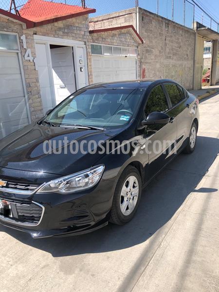 Chevrolet Cavalier LS usado (2019) color Negro Onix precio $185,000