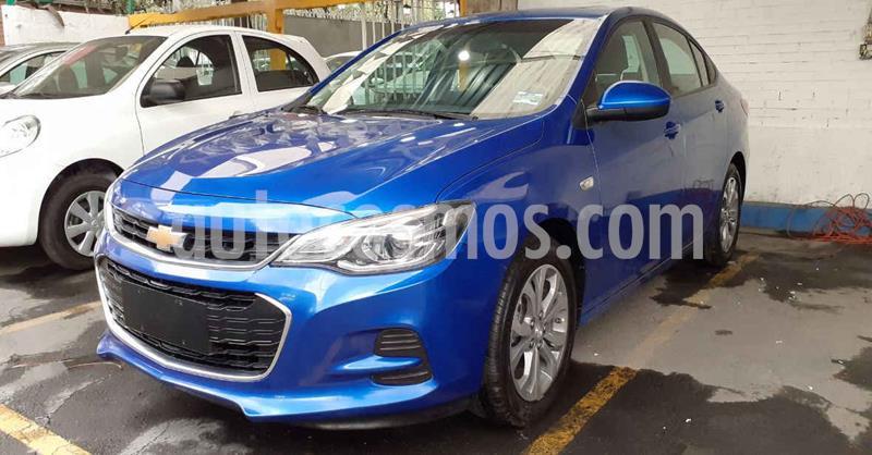 Chevrolet Cavalier 4 pts. C PREMIER AT usado (2019) color Azul precio $219,900