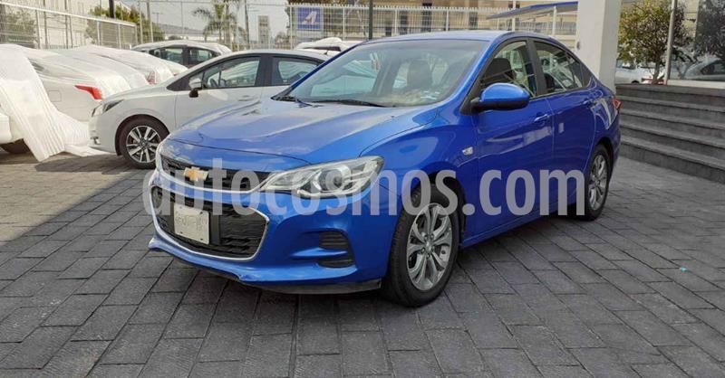 Chevrolet Cavalier Premier Aut usado (2019) color Azul precio $199,800