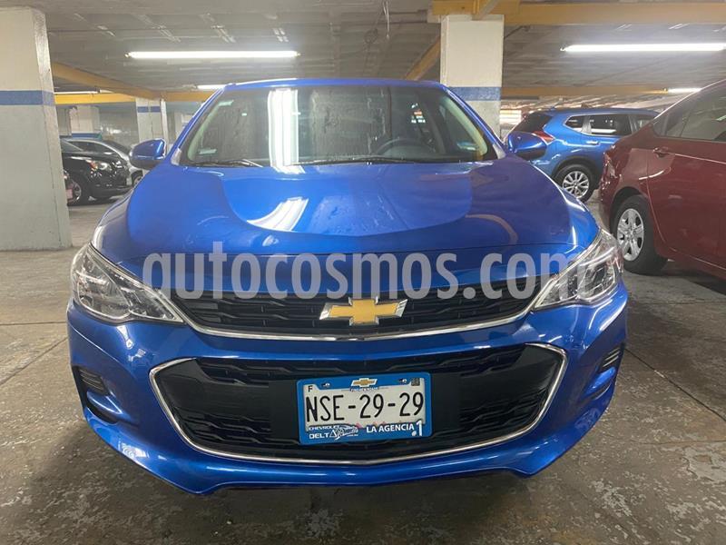 Chevrolet Cavalier LS usado (2018) color Azul Electrico precio $187,500