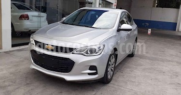 Chevrolet Cavalier 4 pts. C PREMIER AT usado (2019) color Plata precio $199,900