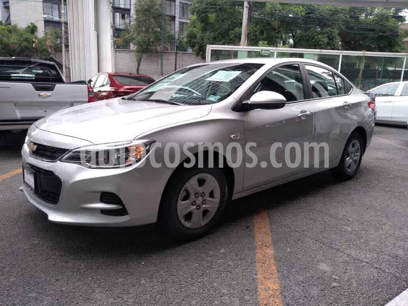 Chevrolet Cavalier LS Aut usado (2019) color Plata precio $260,000