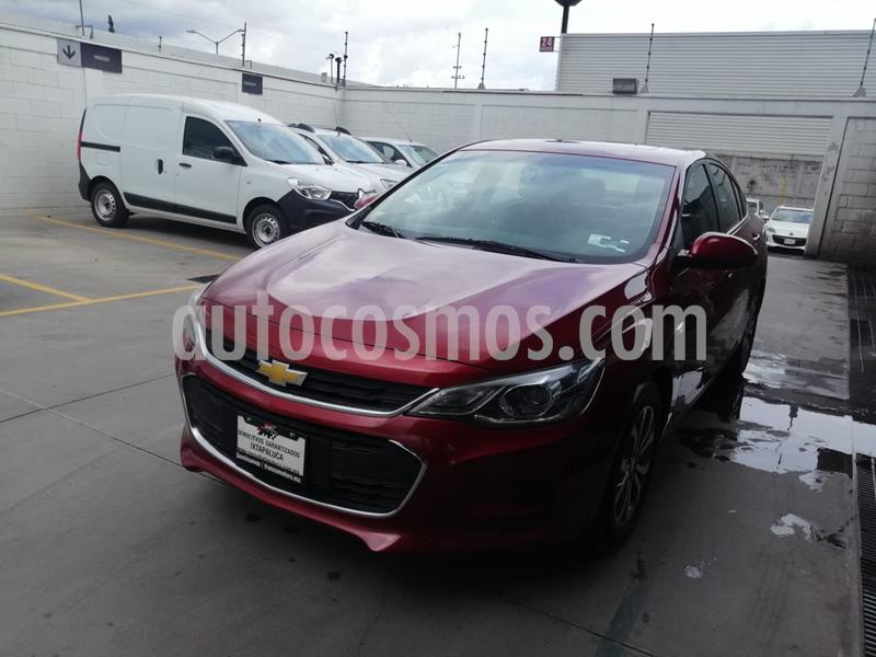 Chevrolet Cavalier LT Aut usado (2018) color Rojo precio $230,000