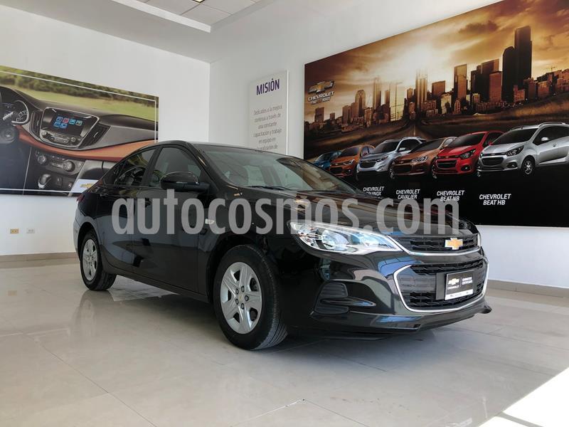 Chevrolet Cavalier LS usado (2018) color Negro precio $190,000
