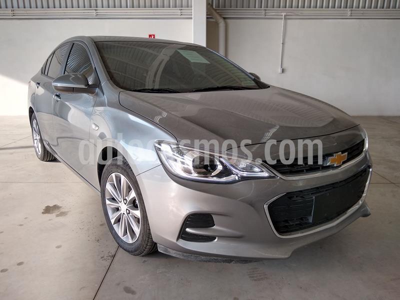 Chevrolet Cavalier Premier Aut usado (2020) color Gris precio $275,000