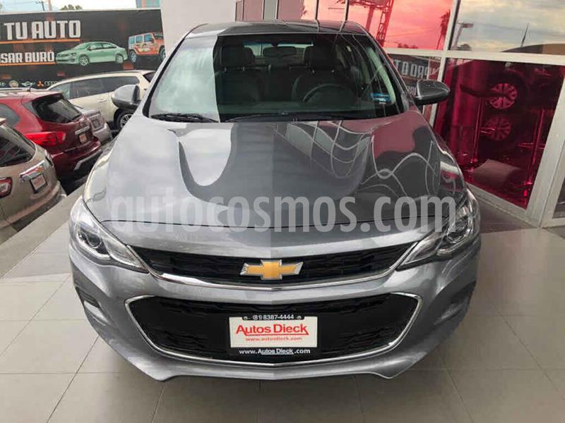 Chevrolet Cavalier LT Aut usado (2020) color Gris precio $245,000