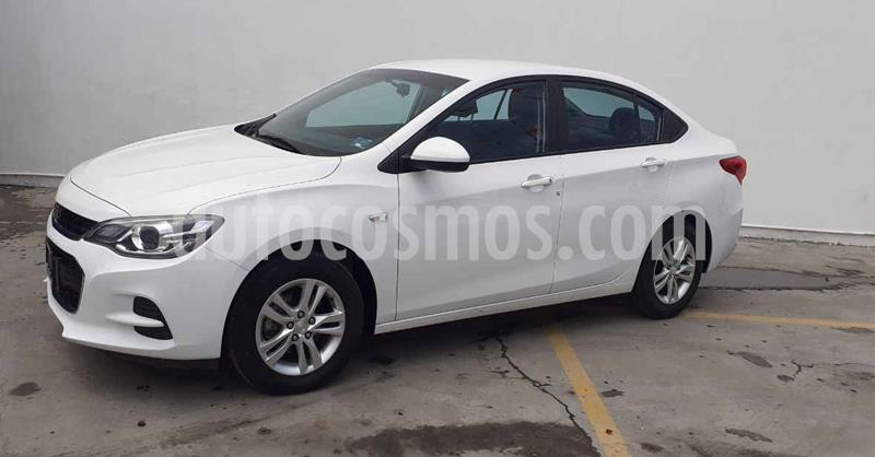 Chevrolet Cavalier LT Aut usado (2018) color Blanco precio $156,900