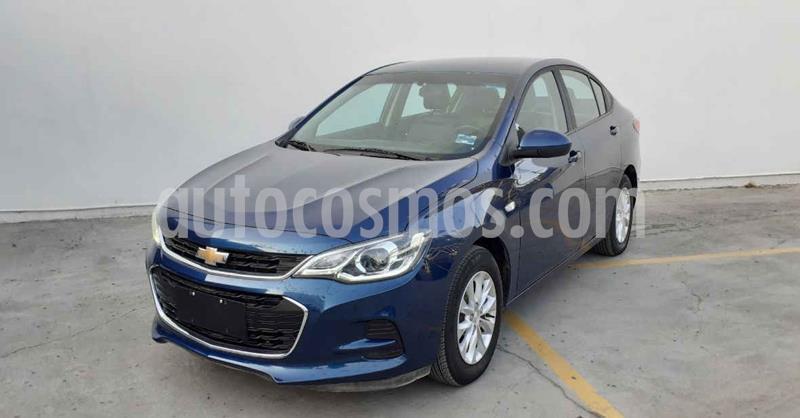 Chevrolet Cavalier LT Aut usado (2020) color Azul precio $209,900