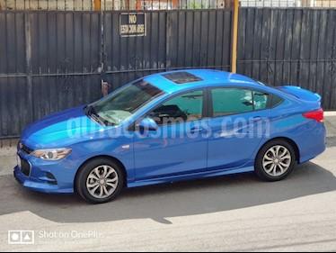 Chevrolet Cavalier Premier Aut usado (2019) color Azul precio $270,000