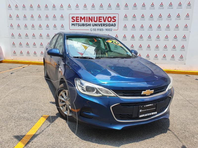 Foto Chevrolet Cavalier LT Aut usado (2020) color Azul Electrico precio $265,000