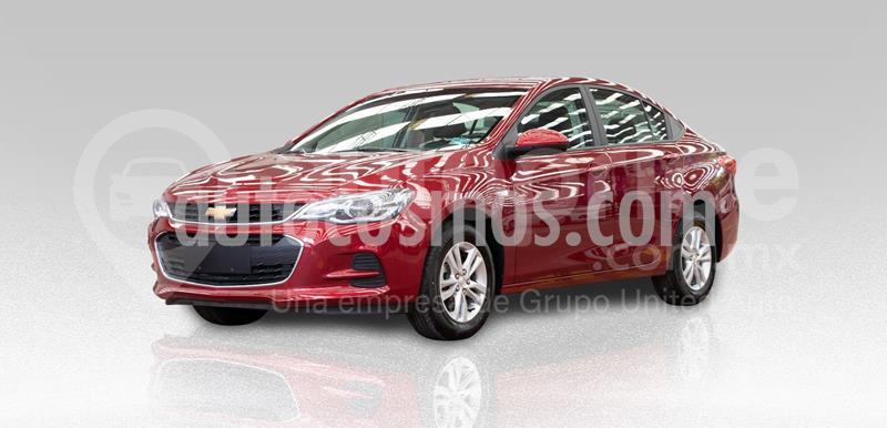 Chevrolet Cavalier LT Aut usado (2019) color Rojo precio $268,000