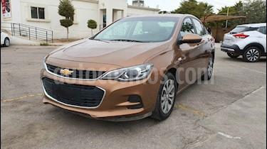 Chevrolet Cavalier Premier Aut usado (2018) color Cafe precio $214,900
