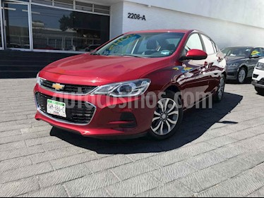 Chevrolet Cavalier 4 pts. C PREMIER AT usado (2019) color Rojo precio $209,900