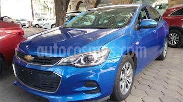 Chevrolet Cavalier 4 pts. C PREMIER AT usado (2019) color Azul precio $199,900